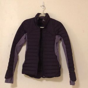 Purple lululemon jacket